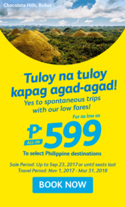 low fare promo flights